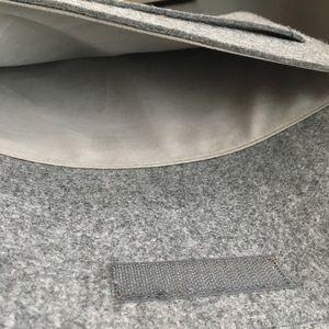 """Inateck Bags - Laptop Case - Felt - 12"""" x 8.5"""""""